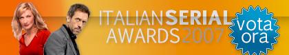 italian serial awards 2007vota